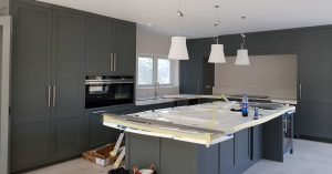 Kitchens fitting